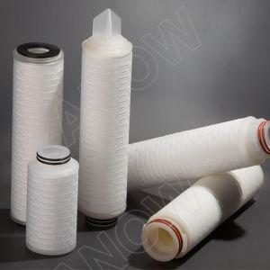 Cartuccia di filtri da Polyethersulfone (SEDE POTENZIALE DI ESPLOSIONE)/cartucce filtro pieghettate idrofile dalla sede potenziale di esplosione