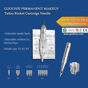 常置構成のための水晶入れ墨のカートリッジ針