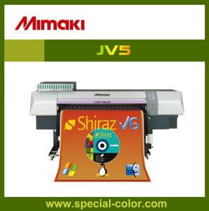 Solvent Druckmaschine Mimaki JV5 mit Dx5 Druckkopf