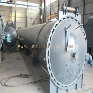 カーボンファイバーのためのオートメーションの中国のオートクレーブの合成の製造業