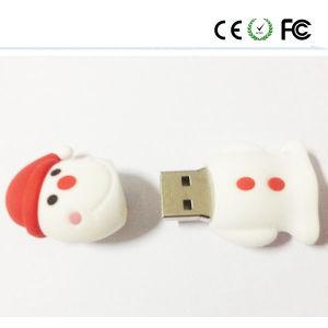 Azionamento allegro dell'istantaneo del USB del PVC del regalo di 2016 Chirstmas (più disegno sceglie)