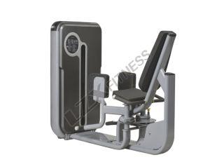 Macchina abduttrice Hip della strumentazione di forma fisica di ginnastica della costruzione di corpo di macchina di concentrazione