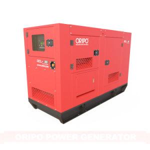 Aprire il tipo generatori diesel con il motore raffreddato ad acqua del sistema