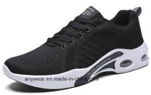 Nuevo diseño de los hombres Flyknit correr Deportes zapatillas zapatos (238)