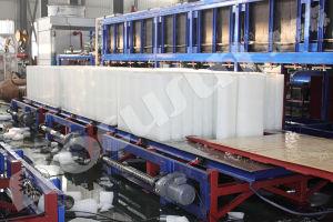 Sur la vente de blocs de glace Making Machine commerciale en Chine