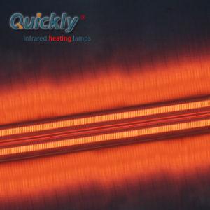 235V 1000W secagem da pintura a lâmpada de infravermelhos do tubo de aquecimento por infravermelhos