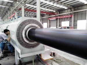La instalación de Diesel Bomba de agua con los tubos PE