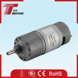 Control de imán permanente DC motor reductor para las máquinas expendedoras
