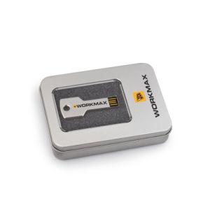 Forma de llave USB Flash Drive con acceso gratuito a Servicio de OEM