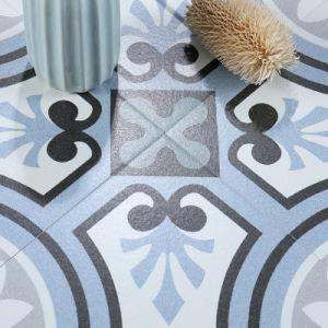De Muur van de Druk van de Bloem van de Tegel van het ontwerp betegelt de Ceramische Tegel van de Vloer