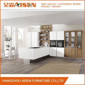 De nieuwe Keukenkast van de Lak van het Ontwerp Kleine In het groot van China