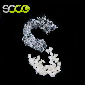 Veilig en Milieuvriendelijk die Kalium Polyacrylate in de Tuinen van de Landbouw wordt gebruikt