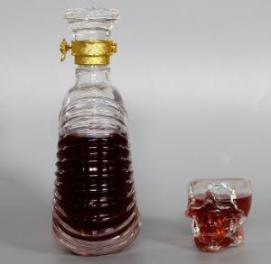 زجاجة صناعة يخلي [وين بوتّل] زجاجيّة زجاجة