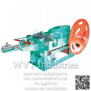De Spijker die van China Spijker vormt die van de Draad van het Ijzer van het Staal Supplier/Z94-4c van de Machine de Achtenswaardige Automatische de Lopende band van de Machine Voor Lengte maakt: 2  - 4  /Diameter: 2.84.5mm