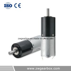 22mm 24V 전동기 기어 박스