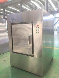 熱い販売の両開きドアの脈動の蒸気の真空のオートクレーブの滅菌装置