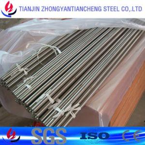 1.4539/904L de Staaf van het roestvrij staal met Zwarte Oppervlakte door Warmgewalst Proces