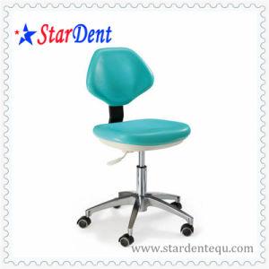 Dental Doctor ChairのStool (緑)歯科医