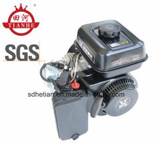 SGS Generator van de Benzine van de Omschakelaar van de Auto's van de Output 4500W van het Certificaat 48V gelijkstroom de Elektrische