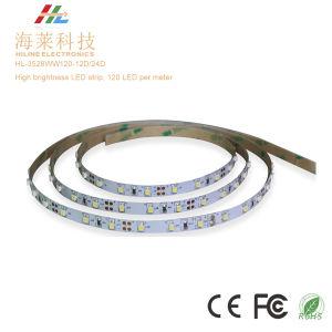 Striscia flessibile normale 600LED di luminosità 3528 LED per bobina 5meter