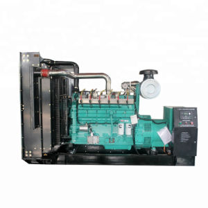 Silencieux alimenté par générateur diesel Cummins Engine avec la norme ISO Ce