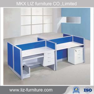 Estilo simple y popular de 4 personas, Muebles de oficina de la partición del armario 2064