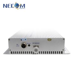 Stoorzenders van de Telefoon van de Cel van het Signaal van de Band van de Spanningsverhogers van het signaal de Volledige Hulp, Draagbare, de Mobiele GSM 3G 4G Blockers UHFVersterker van de Repeater rf