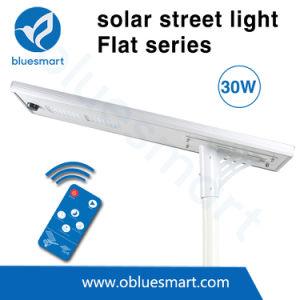 IP65高い発電の高い内腔屋外LEDの統合された太陽ライト