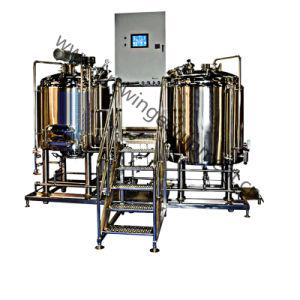 100L 200 L 300 L500L 1000L Sistema de micro cervecería