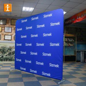 貿易Show Booth現れFabric Backdrop Wall