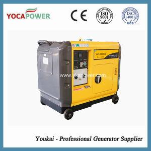 5 квт малых дизельных двигателя Silent дизельного генератора,