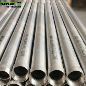 316L 10 de  Naadloze Buis van het Roestvrij staal voor de Boring van de Put van het Water