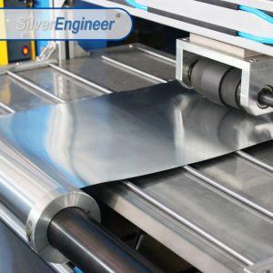 Европейский стандарт вынос продовольственной контейнер из алюминиевой фольги бумагоделательной машины