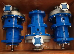 Goulds 3196 Chemical Pump in ANSI B73.1