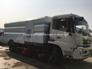 Dongfeng 9000L покрытия поверхностей высокого качества швабра дорожного движения погрузчика