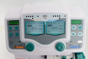 Ce утвержденных медицинской автоматический двойной канал насоса для Hospital-Byz-810ту