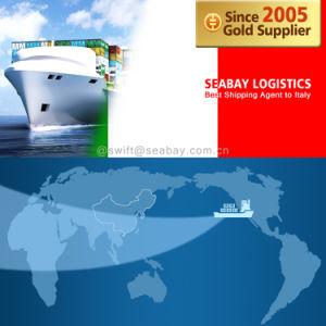 Konkurrierende Ozean-/Seefracht nach Italien von China/von Tianjin/von Qingdao/von Shanghai/von Ningbo/von Xiamen/von Shenzhen/von Guangzhou