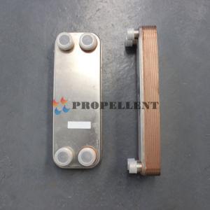 Égal à Swep/échangeur thermique à plaques brasées Tranter fabricant, pour l'industrie alimentaire