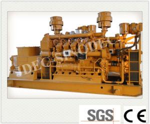 AC три этапа вывода дымового газа метана генераторной установки 100 квт