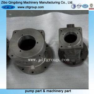Pumpe ANSI-Goulds 3196 warf eisentragenden Rahmen