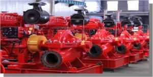 Fire Fighting Centrifugal PumpのManufactor