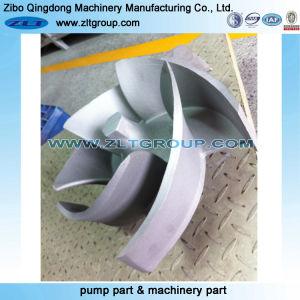 3 di titanio/dell'acciaio inossidabile di Durco parti chimiche della pompa dei rimontaggi del contrassegno
