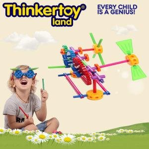 Пластиковый учебных DIY когнитивной новинка малыша игрушка для племянника Кинди