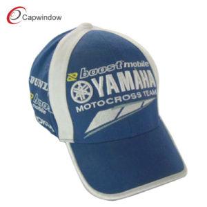 Direto da fábrica por grosso azul de moda Boné Personalizado (CW-0345)