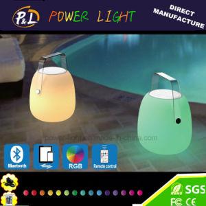 Mode LED RVB lumineux lampe portable