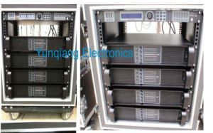 fonte de alimentação de modo de comutação de 4 Canais amplificador de potência Fp10000T