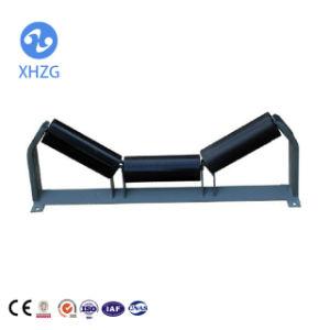 Пробоотборный желоб для натяжного устройства ремня конвейера