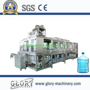 100-2000bph Automatic 5 galão garrafa de água mineral potável máquina de enchimento