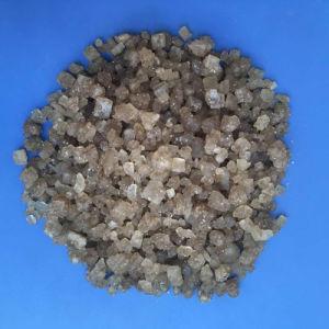 Cor de pó de pelotas de flocos de neve de descongelamento do cordão de sal de fusão o cloreto de cálcio cloreto de magnésio para sal da estrada exportados para o Japão e Coreia do Sul
