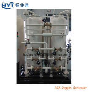 Generador de oxígeno psa con estación de servicio